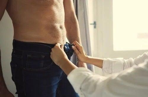Igiena în cazul sexului oral: înainte și după