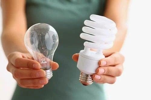 Iluminat pentru o gospodărie sustenabilă