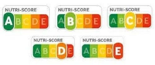Sistemul NutriScore folosește culorile semaforului