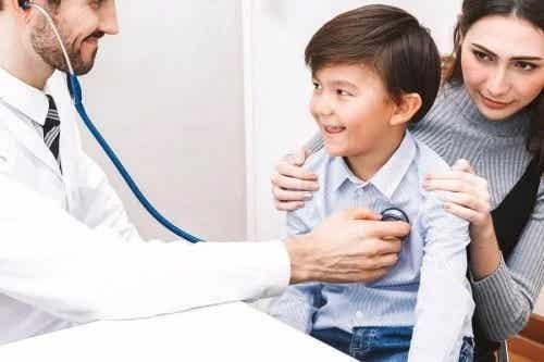 Problemele de respirație la copii: 6 sfaturi