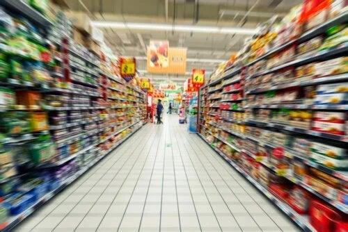 Raioane de supermarket