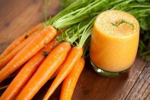 3 remedii cu morcovi pentru diaree