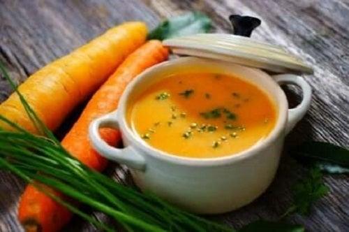 Remedii cu morcovi pentru diaree