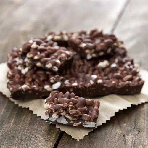 Rețete de batoane energizante cu ciocolată