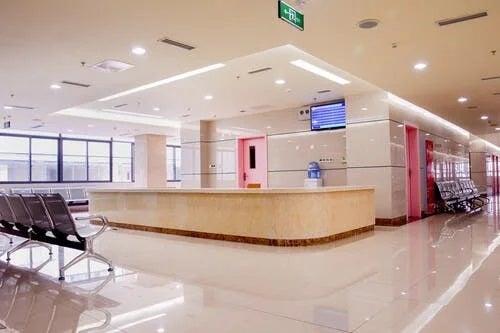 Spital care folosește tehnica aseptică