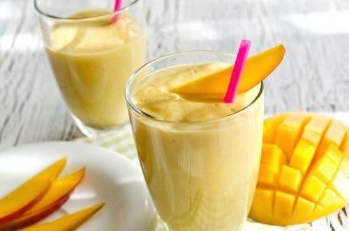 Suc proaspăt de mango