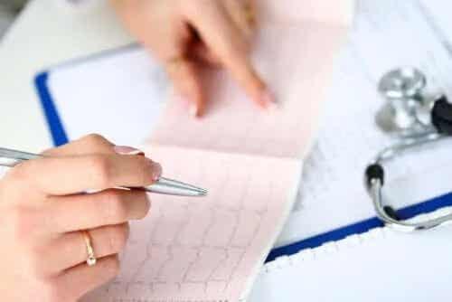 Simptomele și tratamentul blocului de ramură