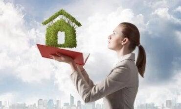 Terase și acoperișuri ecologice: 5 beneficii