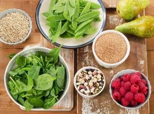 Alimente incluse în dieta pentru endometrioză