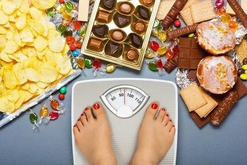 Obiceiurile de consum pot duce la obezitate