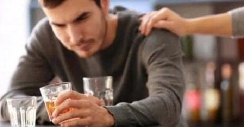 Discuție cu partenerul alcoolic