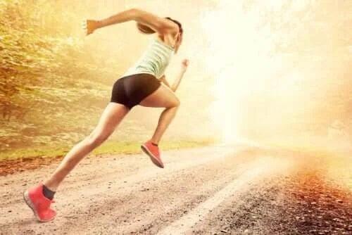 Exerciții de sprint pentru îmbunătățirea vitezei