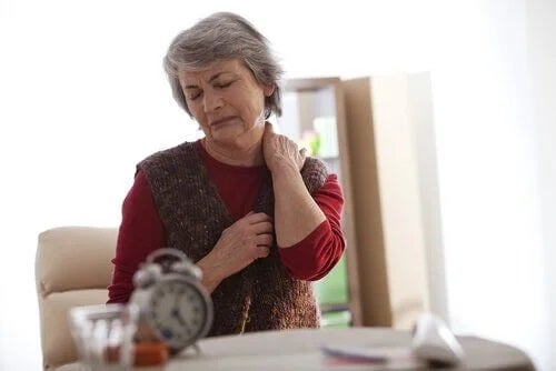 Femeie la menopauză
