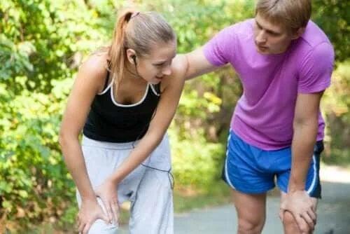 Întinderea musculară inghinală: de ce apare?