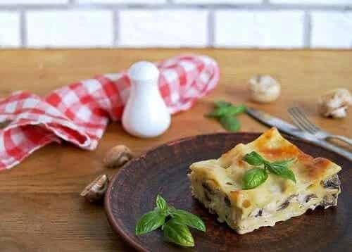 Cum se face lasagna vegană: 2 rețete delicioase
