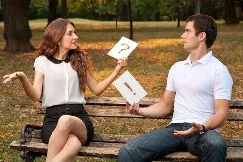 Partenerul nu știe ce vrea într-o relație