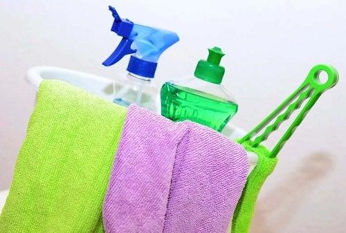 Produse de curățare