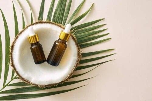 Remedii pentru eliminarea crustelor din nas cu ulei de cocos