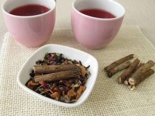 Remedii expectorante pentru tuse cu lemn dulce