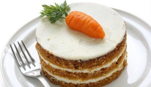 Rețete ușoare de tort de morcovi