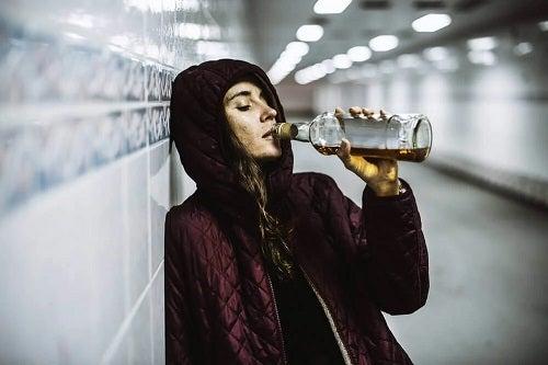 Cauzele alcoolismului la tineri
