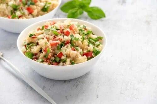 Rețetă ușoară de couscous vegetal