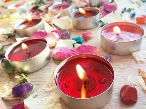 Idei originale ca să faci lumânări parfumate