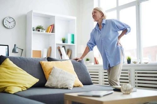 Femeie care știe ce este fibromialgia