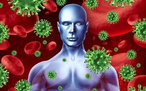 Germeni care afectează corpul uman