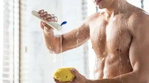 Igiena intimă pentru bărbați sportivi