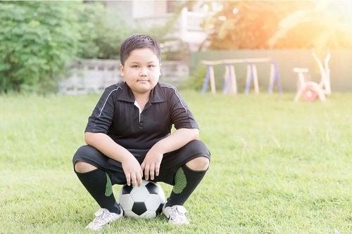 Sportul pe lista de obiceiuri sănătoase pentru copii