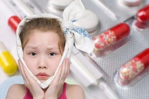 Tratamentul oreionului la copii