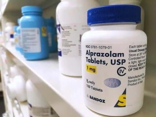 Utilizările Alprazolamului sub formă de tablete