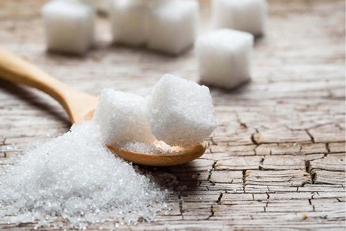 Zahăr alb granulat și cuburi