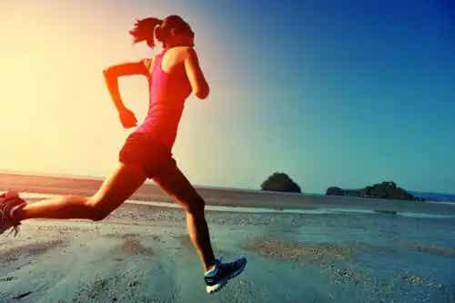Beneficiile sportului pentru anxietate