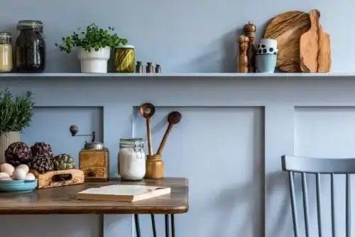 Caracteristicile bucătăriilor liniare tradiționale