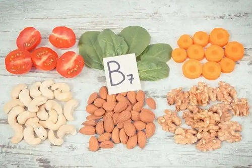 Consumul de biotină din alimente