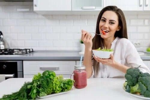 Modul în care dieta afectează pielea
