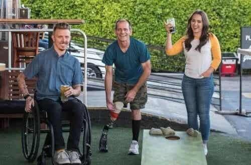 Cele 6 tipuri de handicap și caracteristicile lor