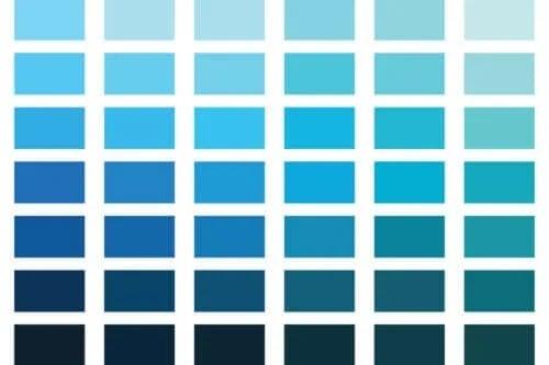 Ce înseamnă culoarea albastru în psihologie?