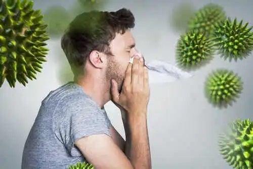Bărbat care știe ce înseamnă imunosupresat