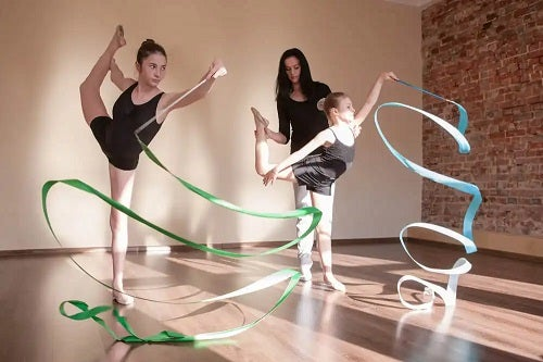 Beneficiile gimnasticii acrobatice pentru copii