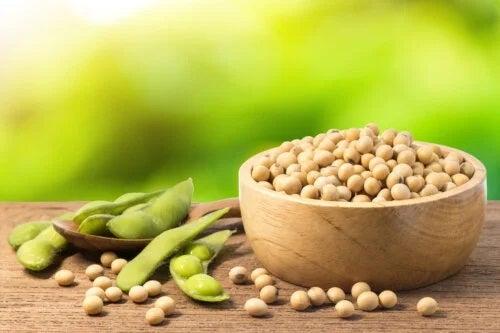 Utilizările și beneficiile oferite de soia verde