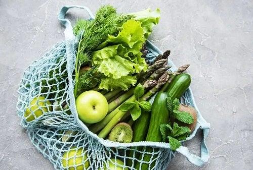 Fructele și legumele cresc speranța de viață