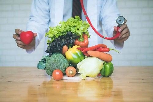 Medic ce recomandă dieta mediteraneană verde