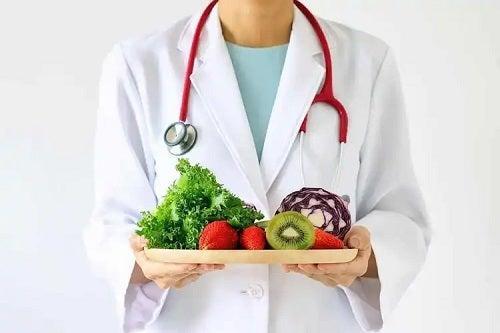 Medic care recomandă nutriția ortomoleculară