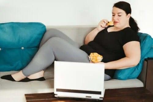 Riscurile vieții sedentare asupra creierului