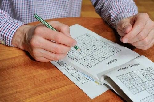 Beneficiile jocului sudoku pentru creier conform științei