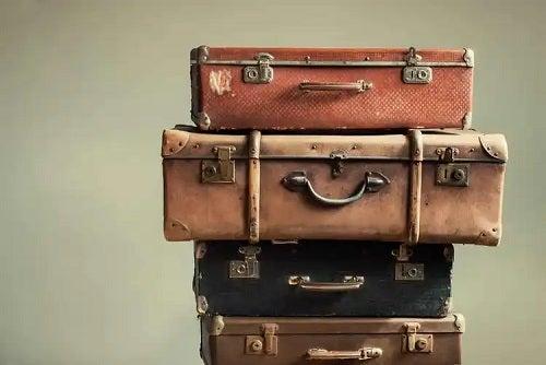 Valize pentru călătorii lungi