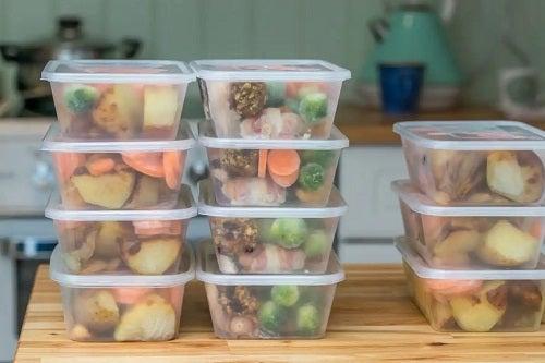 Alimentele pentru copii contaminate